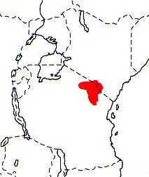 Taveta Golden Weaver map