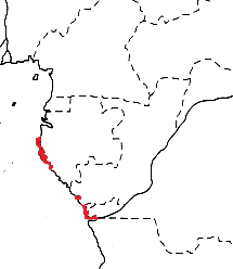 Loanga Weaver map