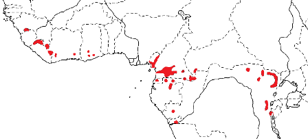 Preuss's Weaver map